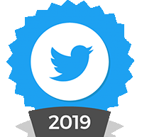 twitter certificate icon